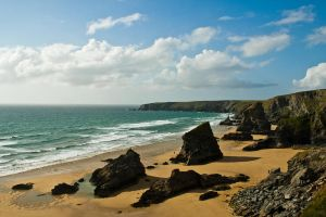 Bedruthan Steps by Hendo1991