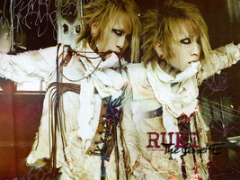 Ruki wallpaper by xCaro-chan