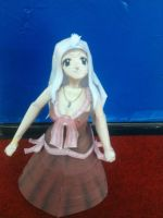 mirajane papercraft by turtwigcuTey
