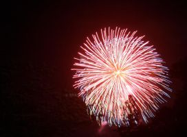4th of July Fireworks by SPATZ13