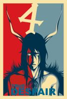 Ulquiorra Propaganda (Know True Despair) by Creative2Bit