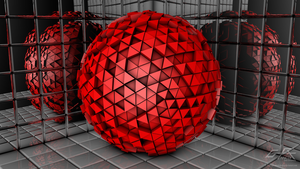 Abstract Ball Widescreen Ver by gfx-micdi-designs