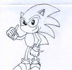 Sonic Inks by apcomics