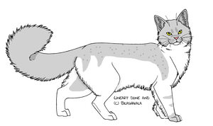 FREE Cat Adopt 3 CLOSED by Theravenist