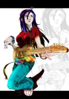The Bassist-Irving-Zero by Dragonic
