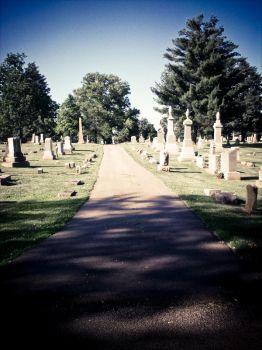 Cemetary by Anabell