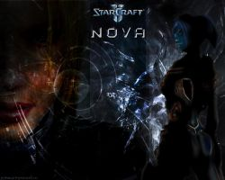 Starcraft 2 - Nova by Darc1n
