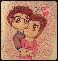 Jeddy :D by CardiGirl28