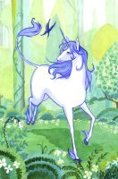 the last unicorn by eleth89