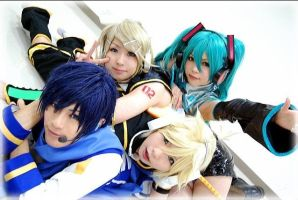 vocaloid grp_2 by kaname-lovers