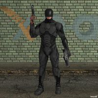 XNA RoboCop Black by X-N-A