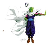Piccolo by Y2Dane