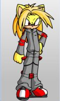 Solar The Hedgehog by KingShadow20
