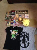 What we brought from Midlands Comic Con Telford 14 by QuackersQ