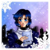 ss- winter in the city by Black-Umi