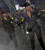 Hot Security by samster2