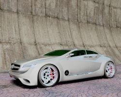 mercedes concept by faith120