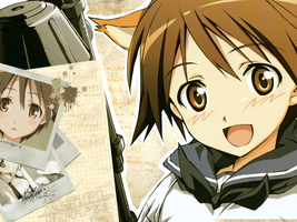 "Strike Witches - ""memory"" by 7161002"