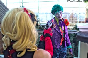 Katsucon 2015 - Jester and Clown(PS) 07 by VideoGameStupid