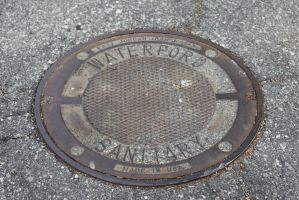 Sewer Cover by Hjoranna