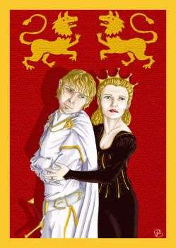 Lannisters by laurelena