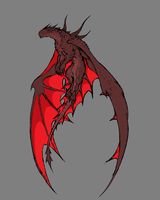 105 Dragon color by krigg