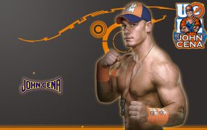 wwe..John Cena New Wall by Gogeta126