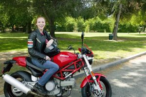 My Ducati by JessicaDru