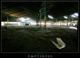 Emptiness by clsantos