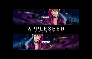 Appleseed smudge by Dane103