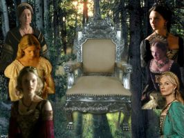 The Tudor Wives by AngelicaRose24
