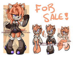 For Sale -Sold by RedWulfi