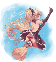 halloween by XC15