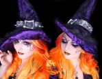 Witch Halloween Makeup w/ Tutorial by KatieAlves