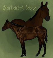 Bid: Barbados Jazz by Greatalmightyqueen