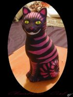 Crazy Cheshire Cat by EmbraceDarkshade