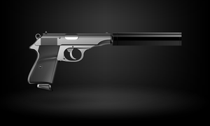 Walther PP silenced by hbielen