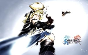 Final Fantasy Dissidia by Unsensedy