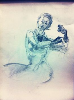 Light, shadow, and motion by Pencil-this
