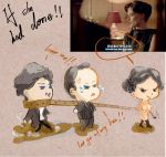 I should have Sherlock on a leash by Mr-Sims
