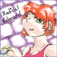 Radical Edward all growed up by peppermintwind