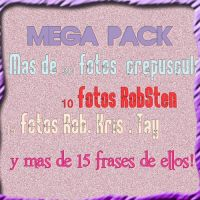 Pack crepusculo! by sweetPNG