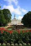 City Hall Park Finland by Melgor101
