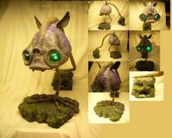 Oddworld: Munch's Oddysee - Rat replica by Corroder666