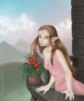 Good morning Hyrule... by Filiana