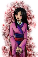 Mulan by TheWallFlower01