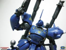 HGUC 089 Kampfer 2 by mikecka