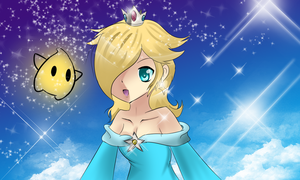 Rosalina by KateyGoldenMoon