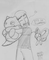 BSC Doodles: Ted and the Substitute by ADHedgehog