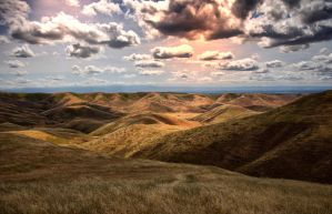 Looking West by zootnik